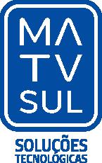 Logotipo MATVSUL Rodapé